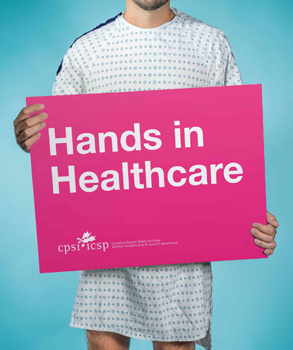 Hands in Healthcare an award - winning magazine