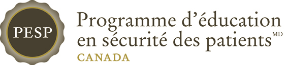 Patient Safety Education Program - Canada